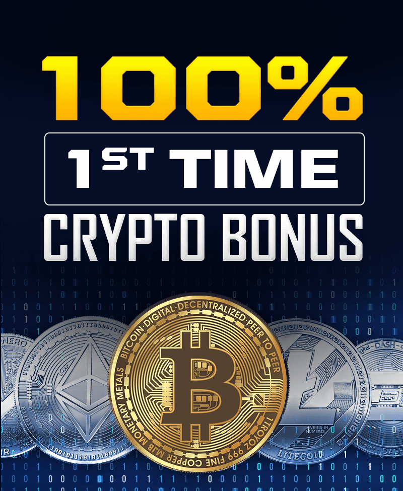 sportsbetting first deposit crypto bonus