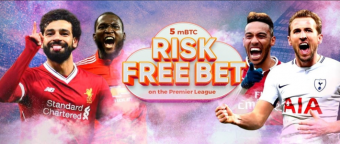 cloudbet premier league freebet